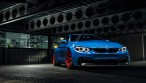 BMW Yas Marina Blue GTRS4 Anniversary Edition