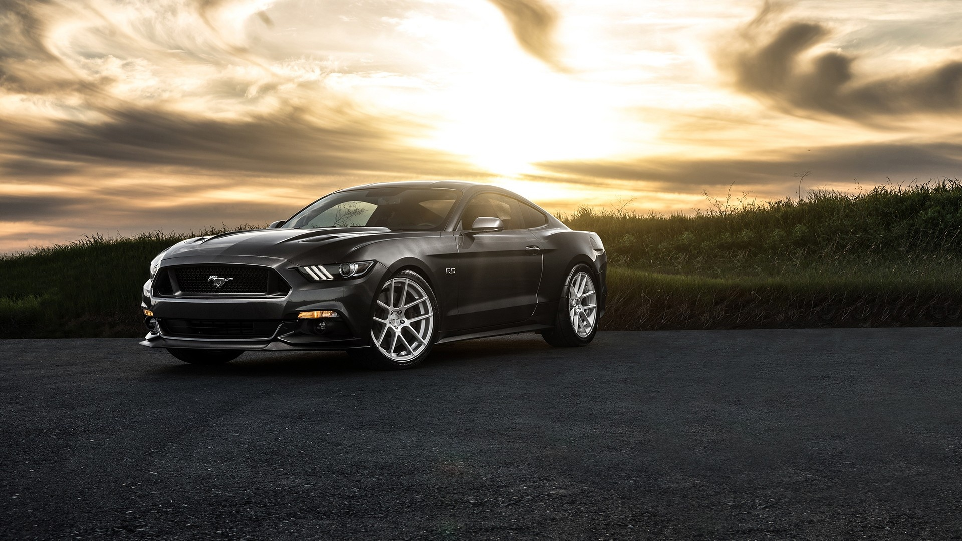 Ford Mustang Gt Avant Garde M310 T 233 L 233 Charger Un Fond D