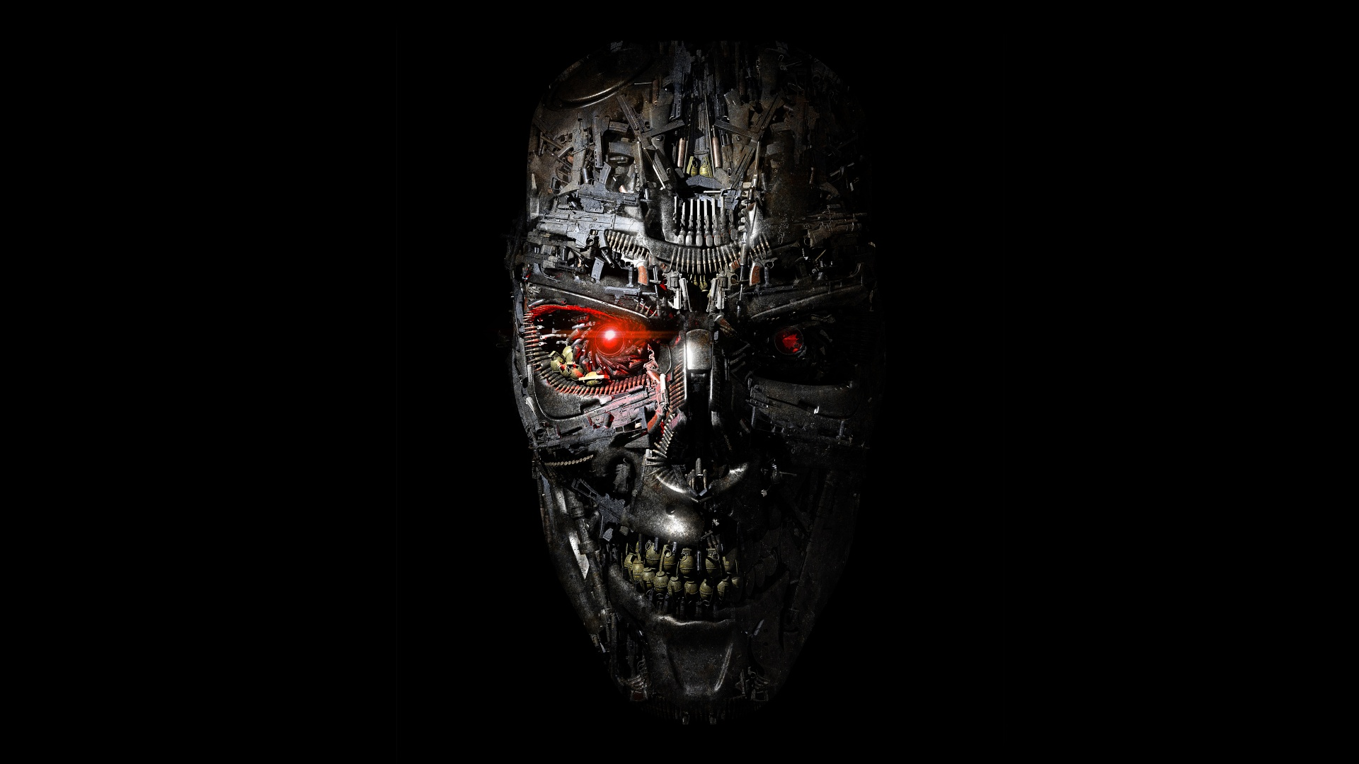 wallpapers terminator 2