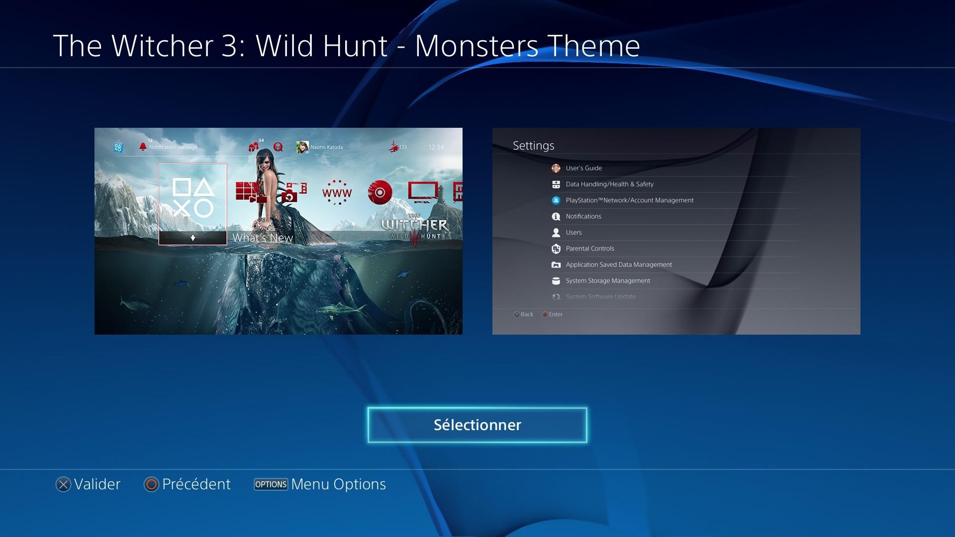 The Witcher 3 : Wild Hunt – Monsters - Télécharger un